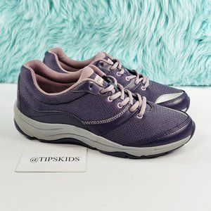 Vionic Kona Purple Sneakers Women's Size 8